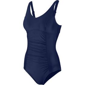 speedo Vivienne Clipback Swimsuit Damen navy